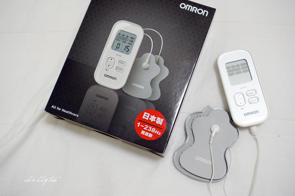 我的美國行救星-OMRON歐姆龍低週波治療器HV-F021
