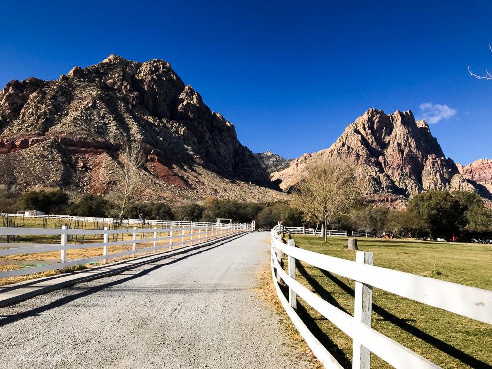 2017美國行│不去大峽谷可以去哪裡?│Red Rock Canyon紅岩峽谷國家保護區│聖誕節洛杉磯圓夢小旅行