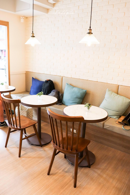 板橋不限時咖啡廳推薦│L'idée Café 樂點咖啡│大理石紋桌面好好拍!甜點比早午餐優秀│附完整菜單!