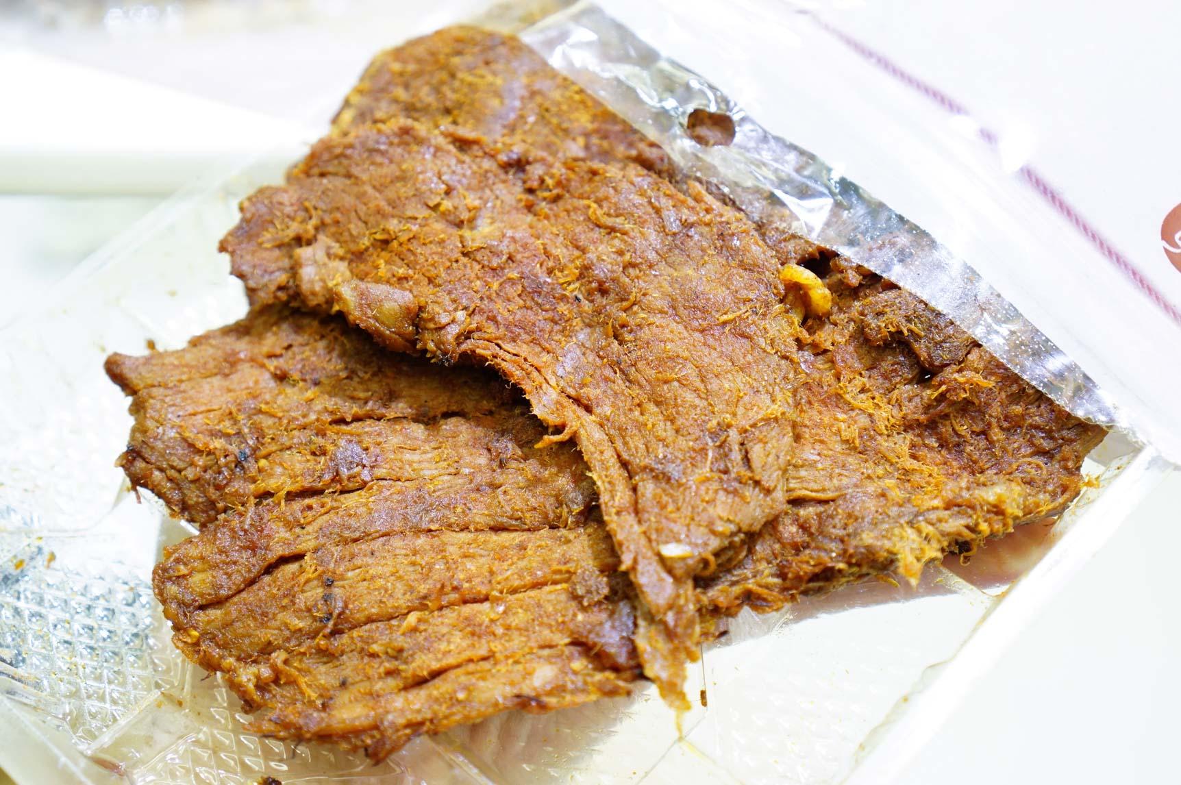 吸允一百次手指頭都不夠│肉乾界的愛瑪仕─初心亭牛肉乾、豬肉乾大比拼!