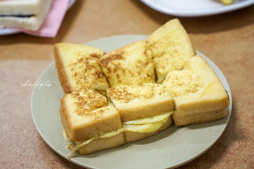 超酥脆蛋餅+滿滿蛋液! │彰化巷弄美食。二林 天天來早點│隱藏版蘿蔔糕淋蛋好好食!!