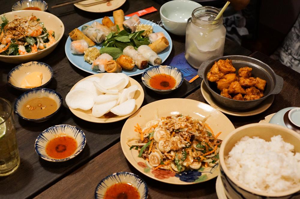 如果越南美食你只能挑一間餐廳品嘗│Quán Bụi-Authentic vietnamese cuisines│絕對值得一試的越南美味!