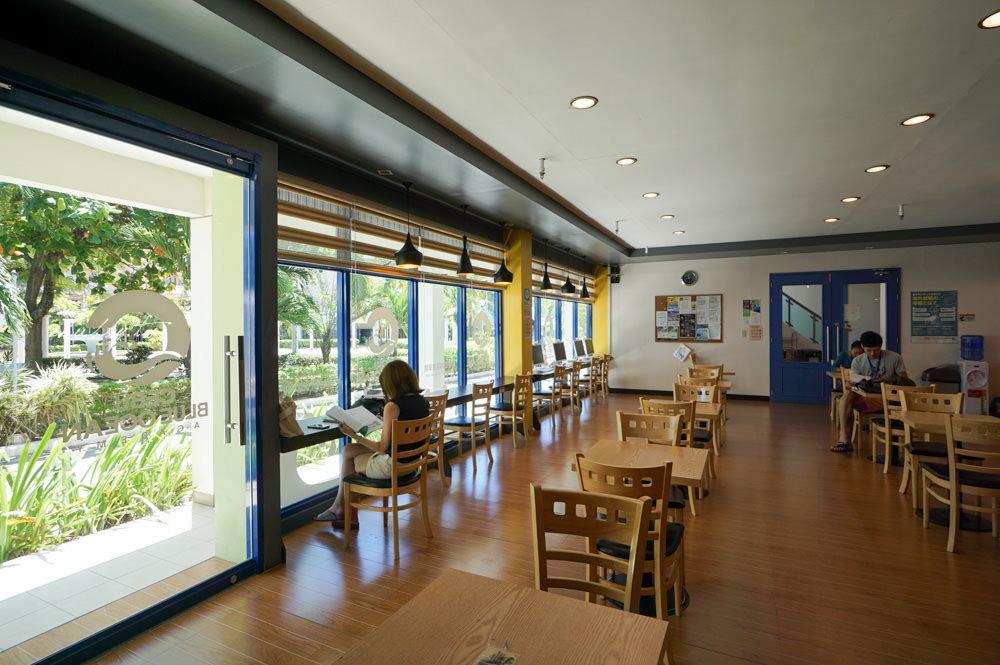 我在宿霧藍海學院CBOA遊學日誌│在渡假村裡邊學邊渡假│師資的好完全感受得到!