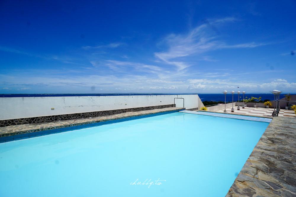 我在宿霧藍海學院CBOA遊學日誌│游泳池、海景房、豪華宿舍│夢幻日出每天都看得到