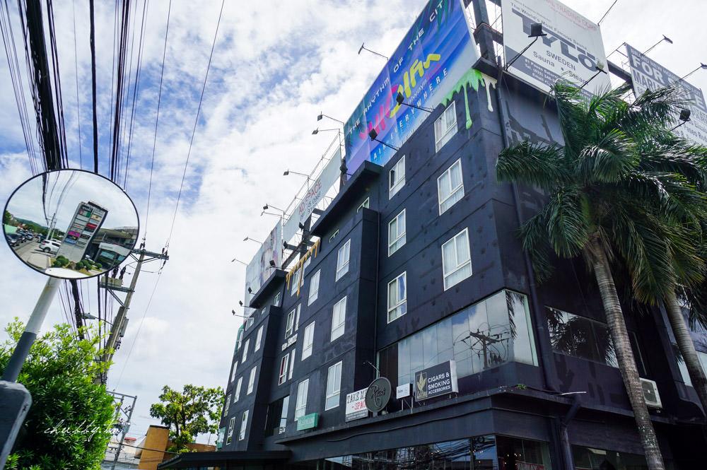 菲律賓宿霧住宿推薦│前衛藝術設計師飯店│The Henry Hotel Cebu宿霧亨利酒店│