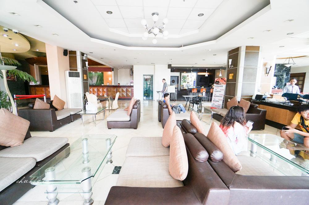 我在宿霧IDEA遊學日誌│住在Sarrosa飯店的單人房生活│學校周邊生活機能介紹