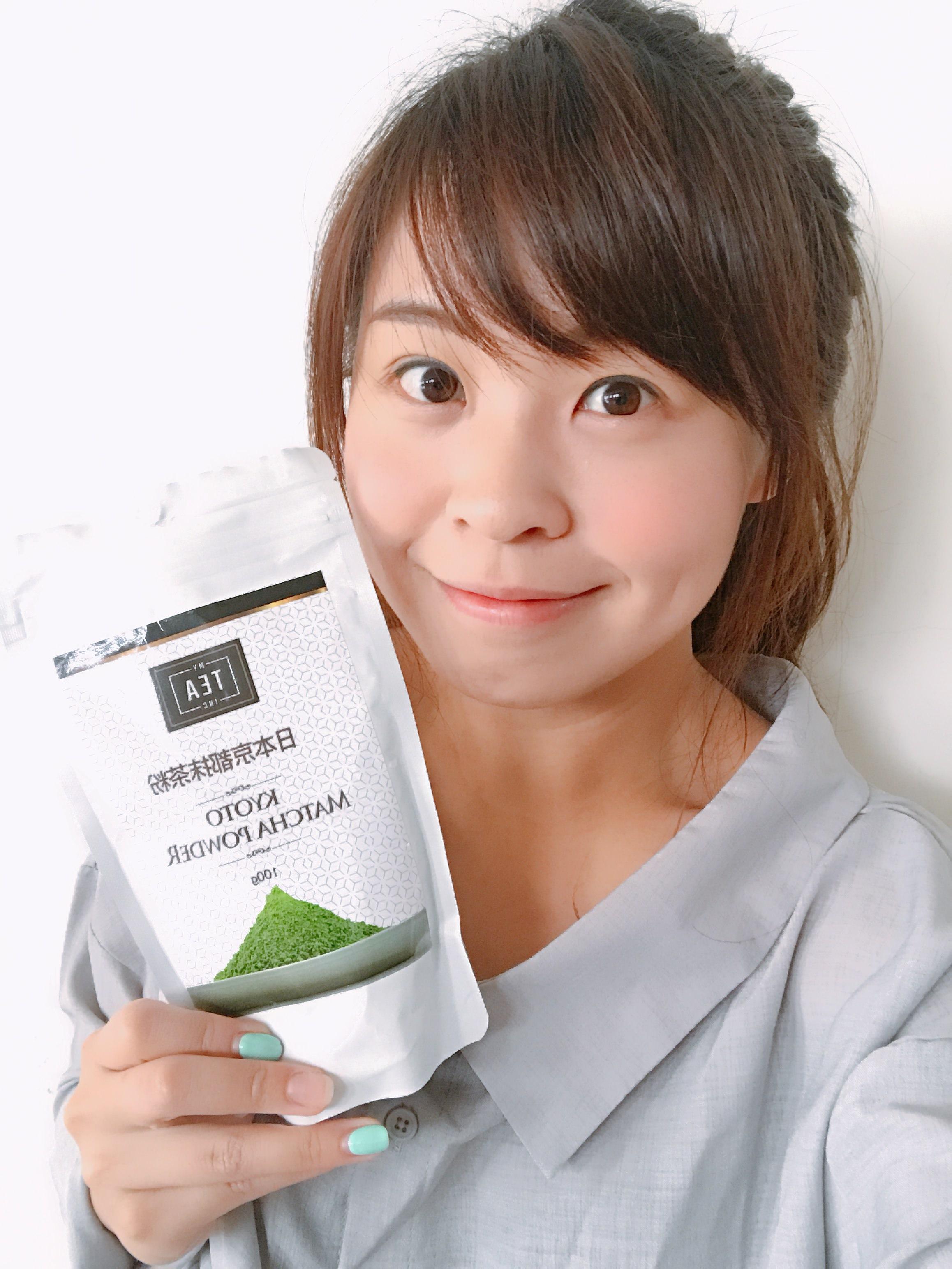 中藥行的女兒特輯│一抹小清新:京都抹茶蜜青檸