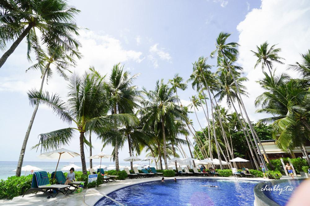 小長灘,細白沙│菲律賓薄荷島,Henann Resort Alona Beach,五星級度假村坐擁完美沙灘│露天泳池酒吧