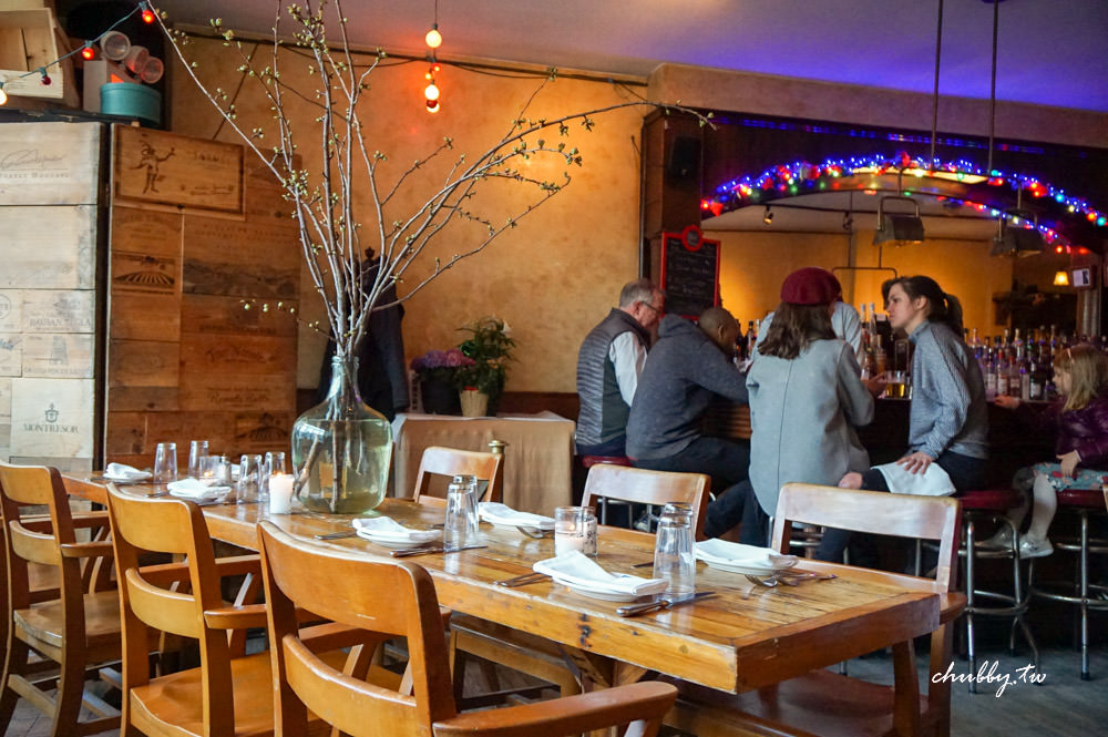 紐約必吃義大利麵餐廳│Noodle Pudding Brooklyn│香傳20年的無招牌隱藏美味