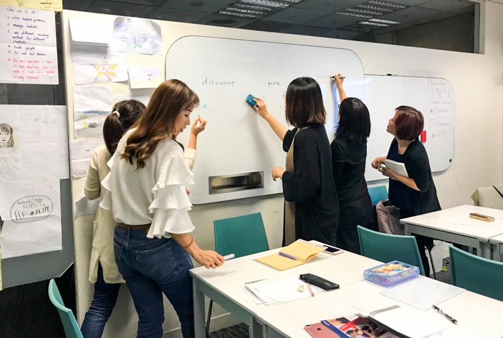 成人英文補習推薦|英國文化協會myClass課程試聽心得:台灣也有屬於大人的英文課!