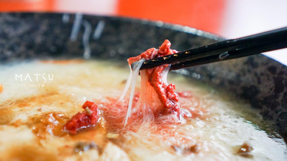 馬祖必吃美食|微醺難忘的老酒麵線、黃金餃|芹壁村鏡沃小吃