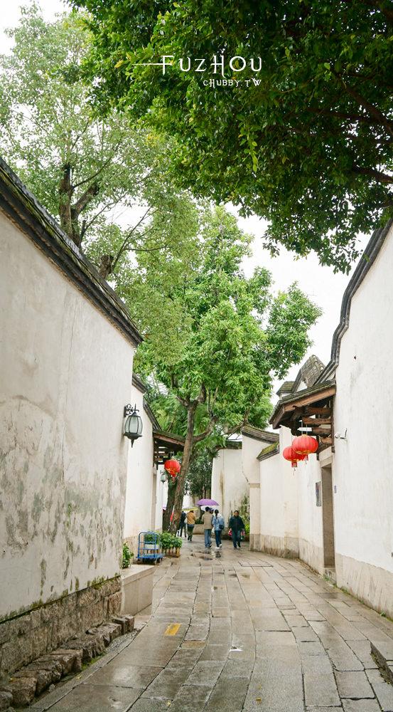 中國 福州旅遊│三坊七巷:古樓、綠竹、粉黛白牆,尋訪林覺民故居