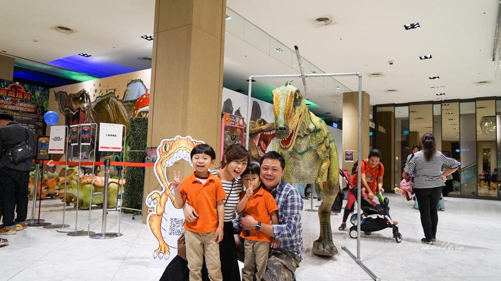 勇闖侏羅紀│全球唯一互動式恐龍主題樂園:給孩子最棒的兒童節禮物!