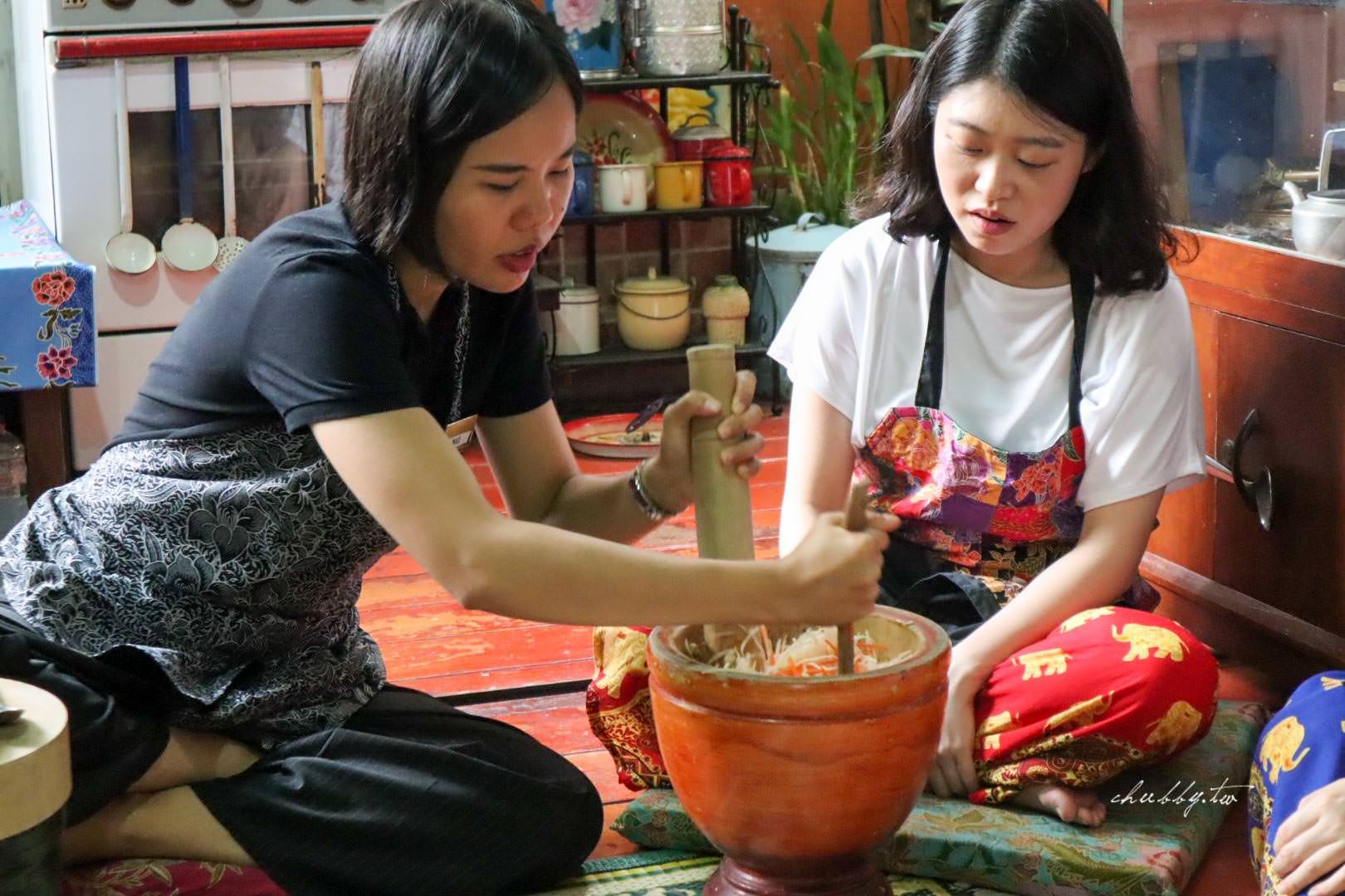 化身泰國小廚娘!Silom Thai Cooking School 席隆廚藝課程上課心得