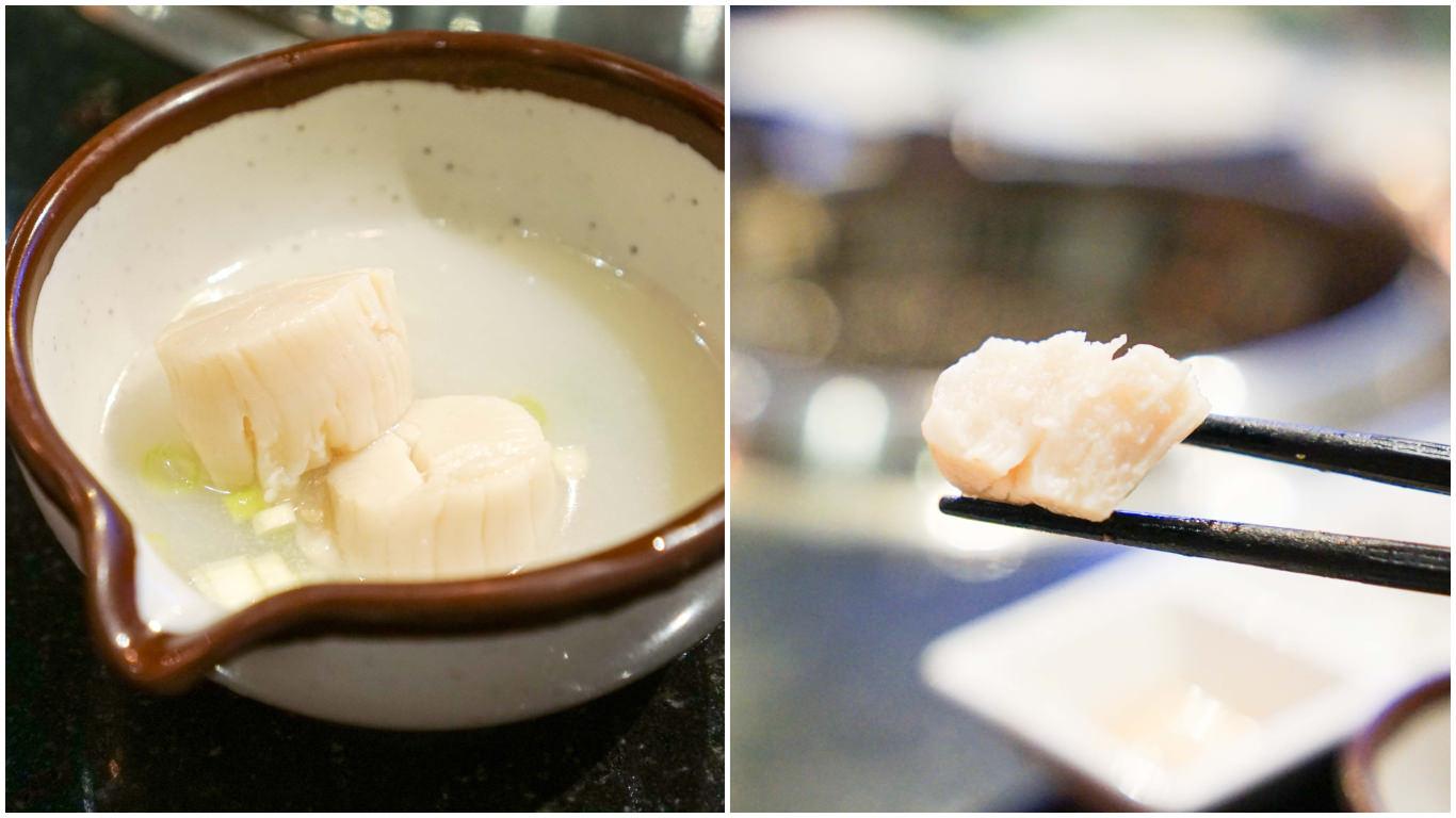 到新竹吃燒肉:魂燒肉 日式炭火燒肉。飽到心開花的雙人安格斯套餐,去骨牛小排必點!