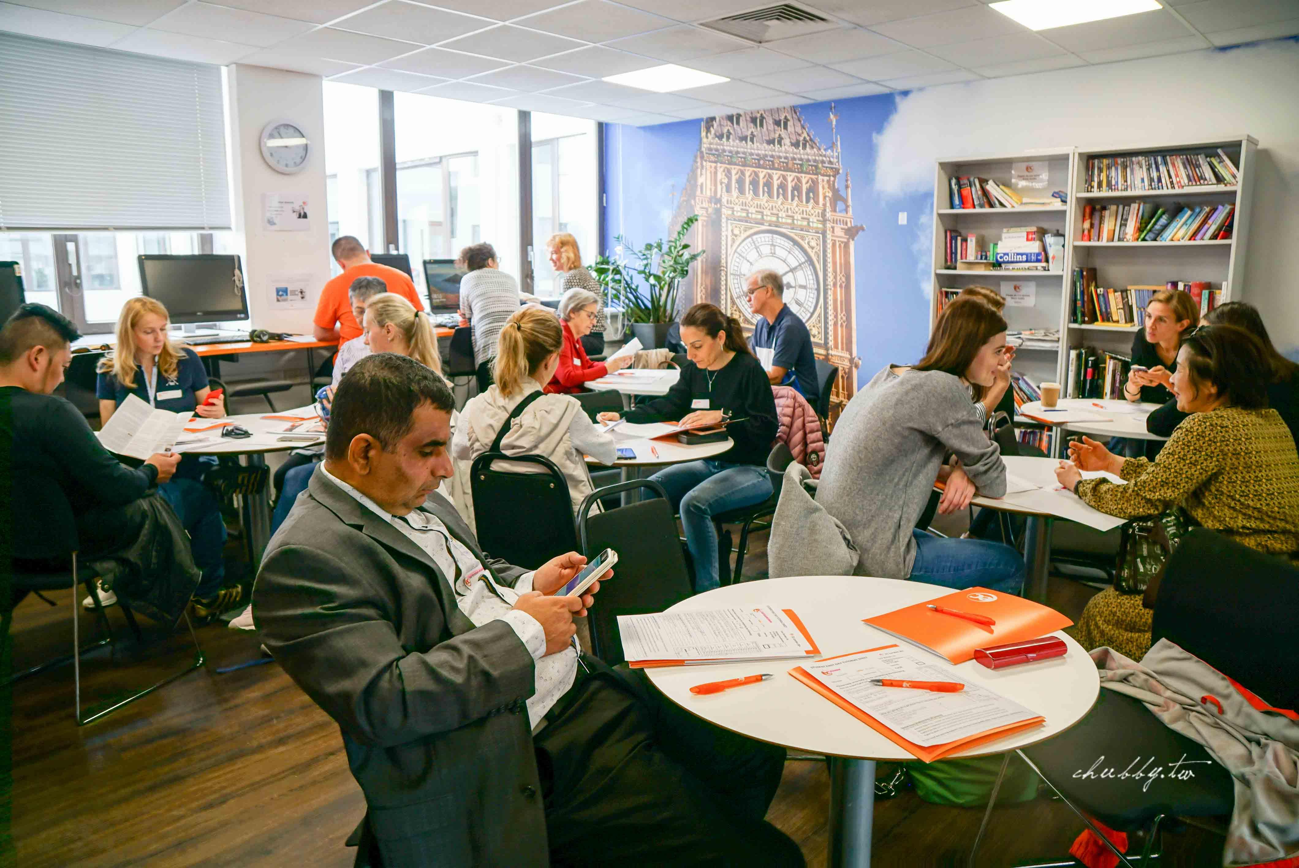 英國遊學心得│倫敦語言學校 EC LONDON心得分享:校園環境、課程、地點,英國遊學首選!