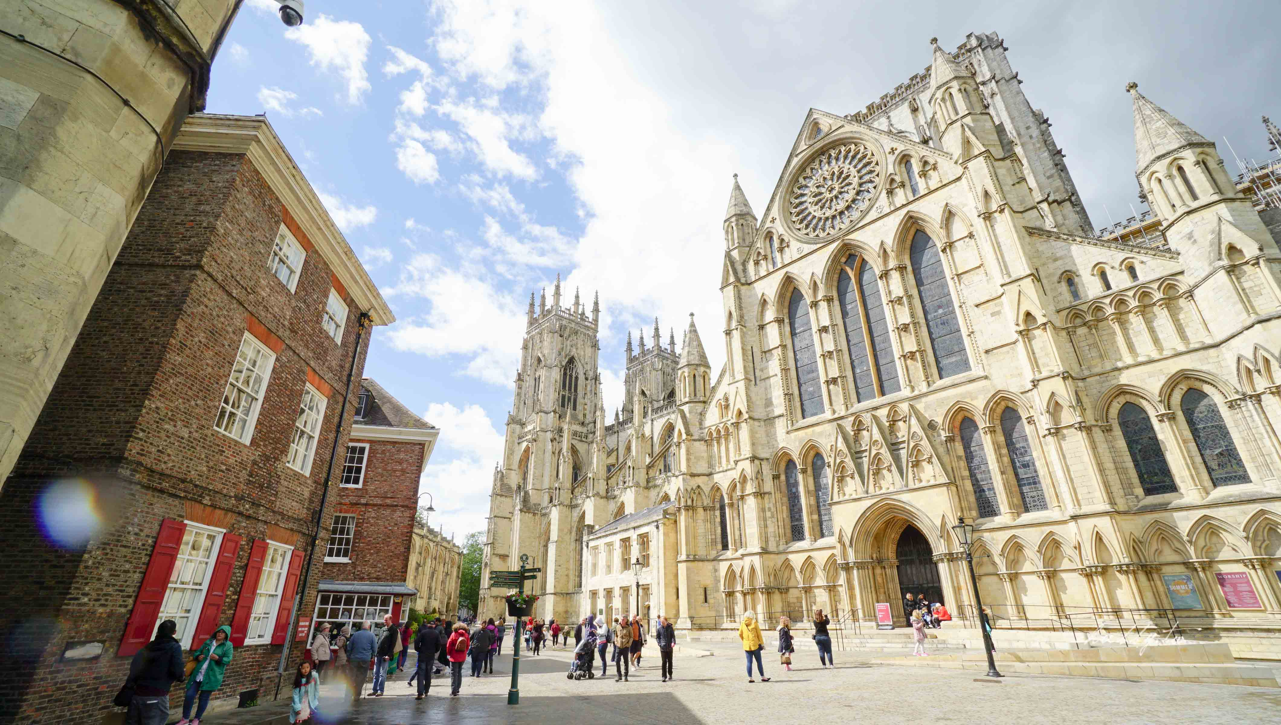 我最愛的英國城市:約克York。一日旅遊規劃、行李寄放、景點拍攝秘境
