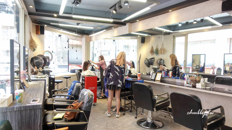 H color信義店│髮型設計染護專門店 超完美的OLAPLEX療程護髮!
