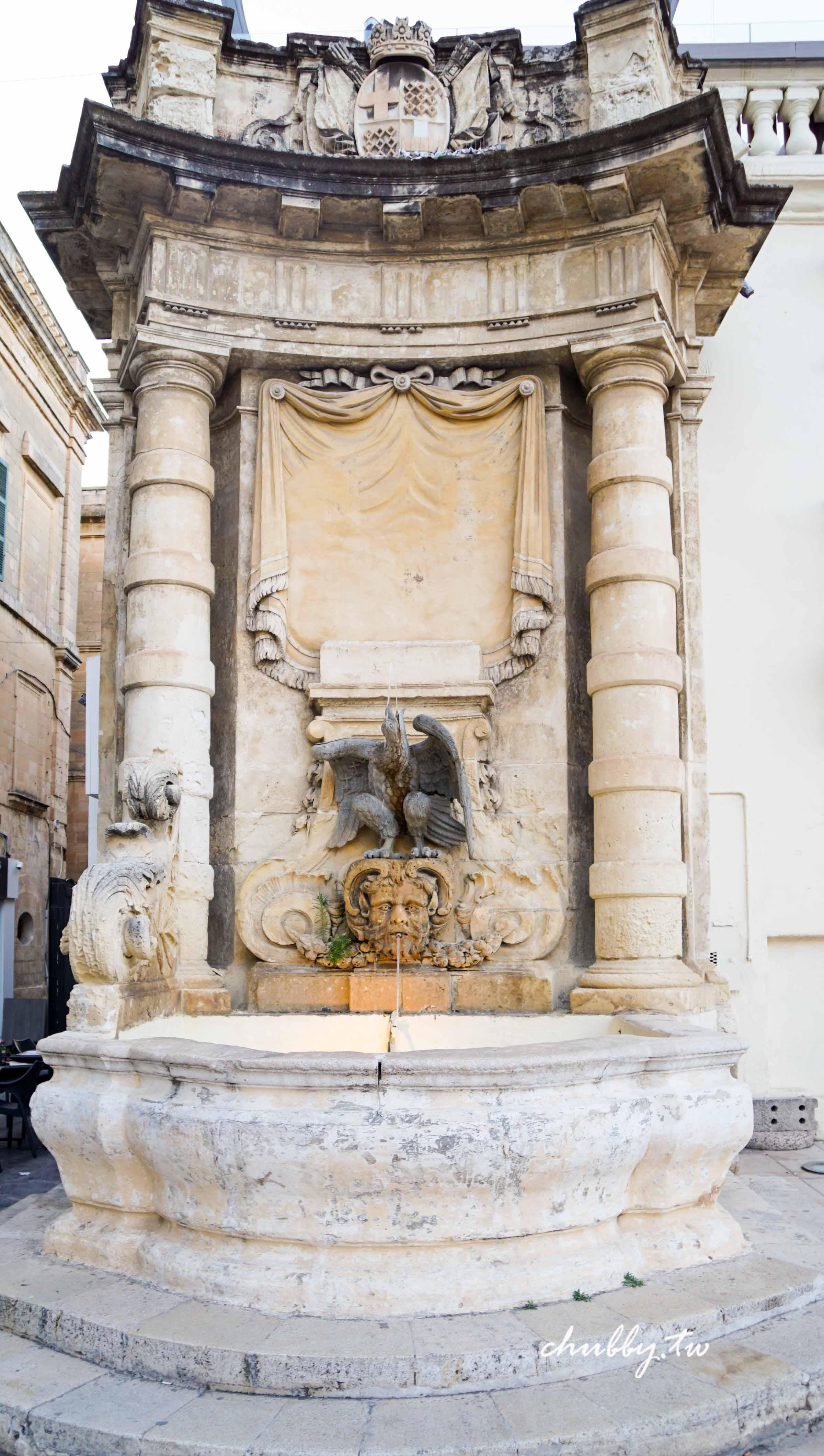 馬爾他之旅│金黃色古城首都Valletta漫走 全世界歷史建築密度最高的城市