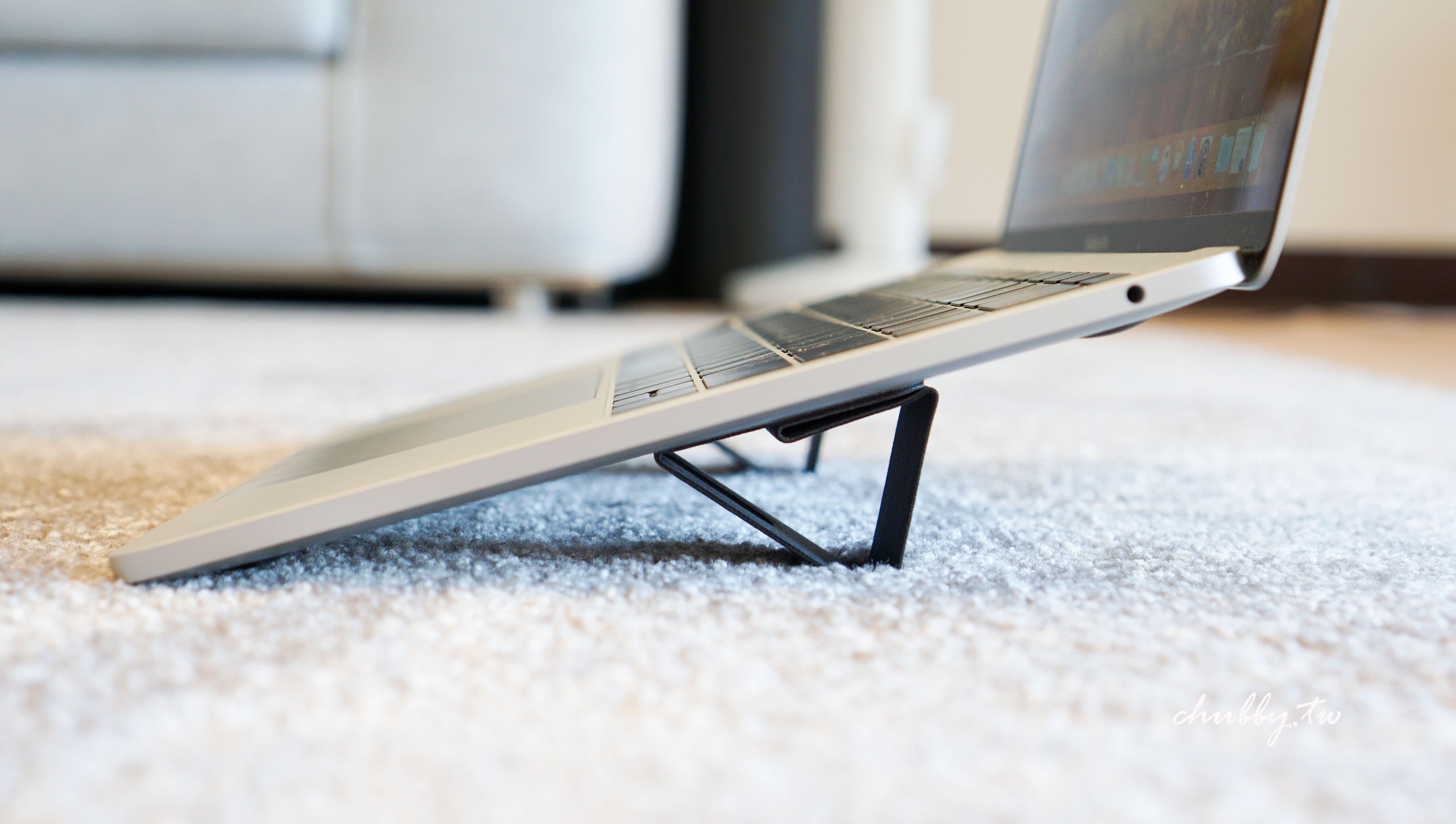 如何挑選筆電架?Bestmade Hidden2隱形筆電架使用一個月心得