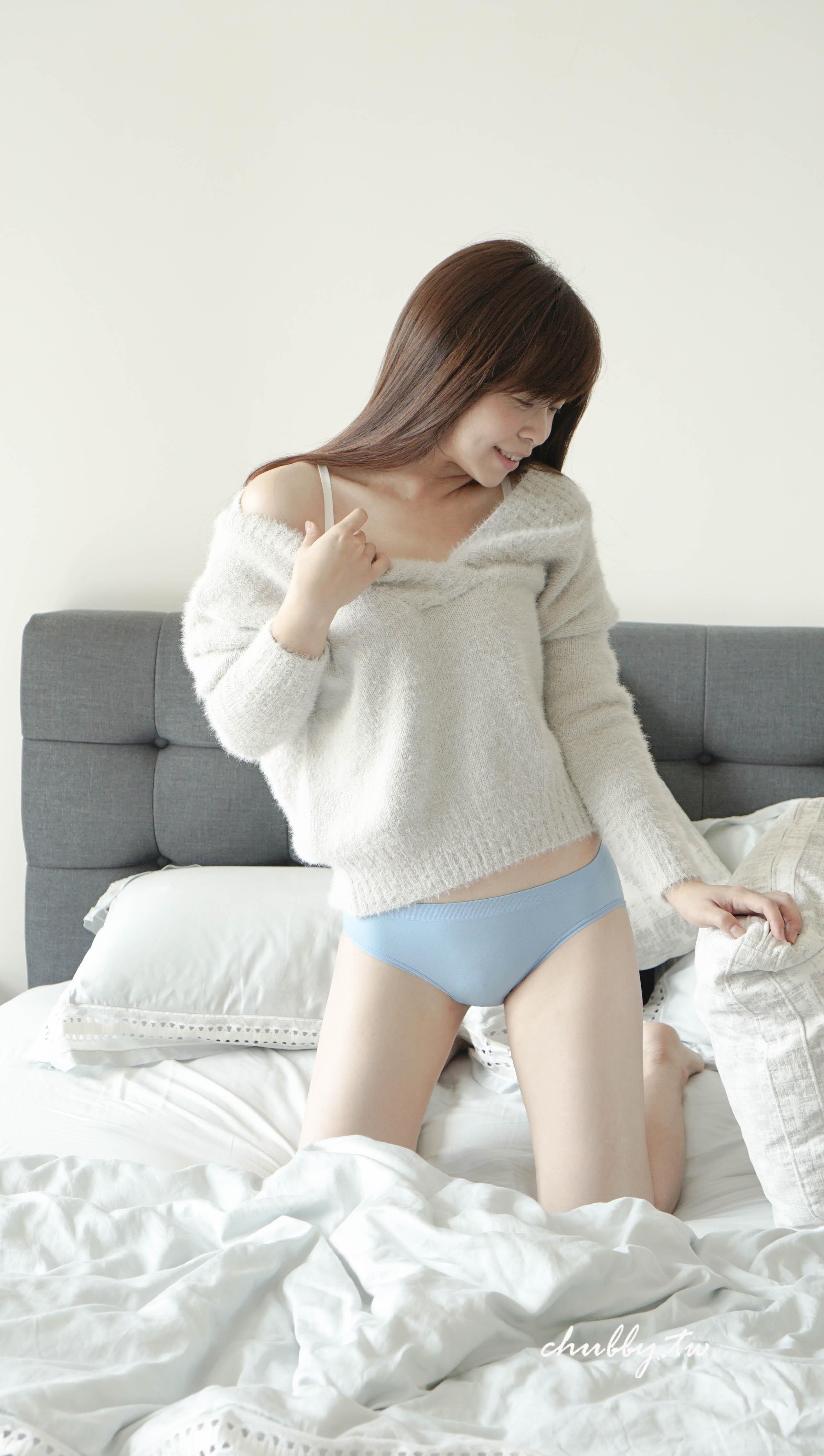 瑪榭無縫抗菌內褲試用報告:內褲界的杜蕾絲,貼身不擠肉、用過就回不去!業界首創內褲28天鑑賞期