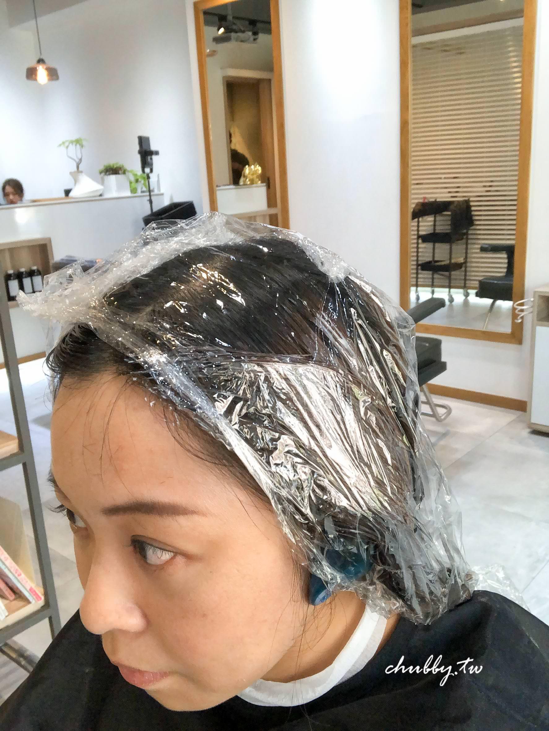 台北松山區髮廊│沐/潤 Hair Salon│燙髮新嘗試!溫塑燙+減齡瀏海+捲髮推薦