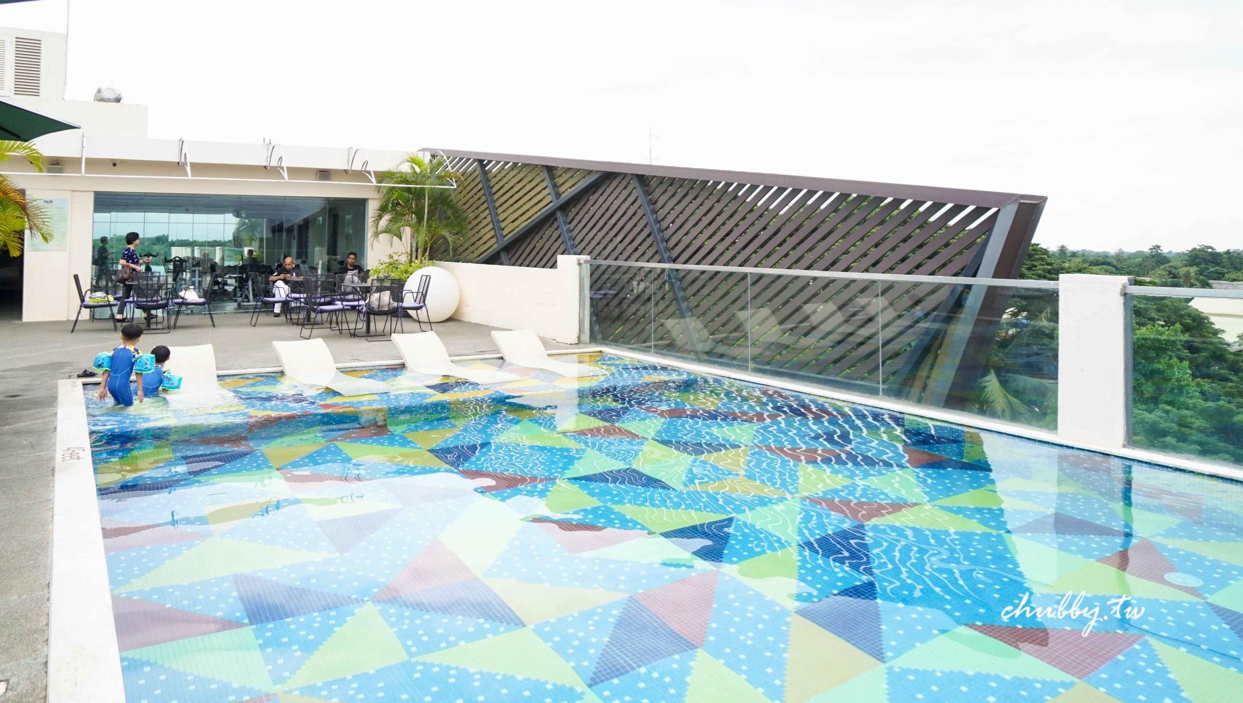 巴拉望飯店推薦:透明高空泳池!Hue Hotels-HII普林塞薩港順化度假酒店│住宿心得
