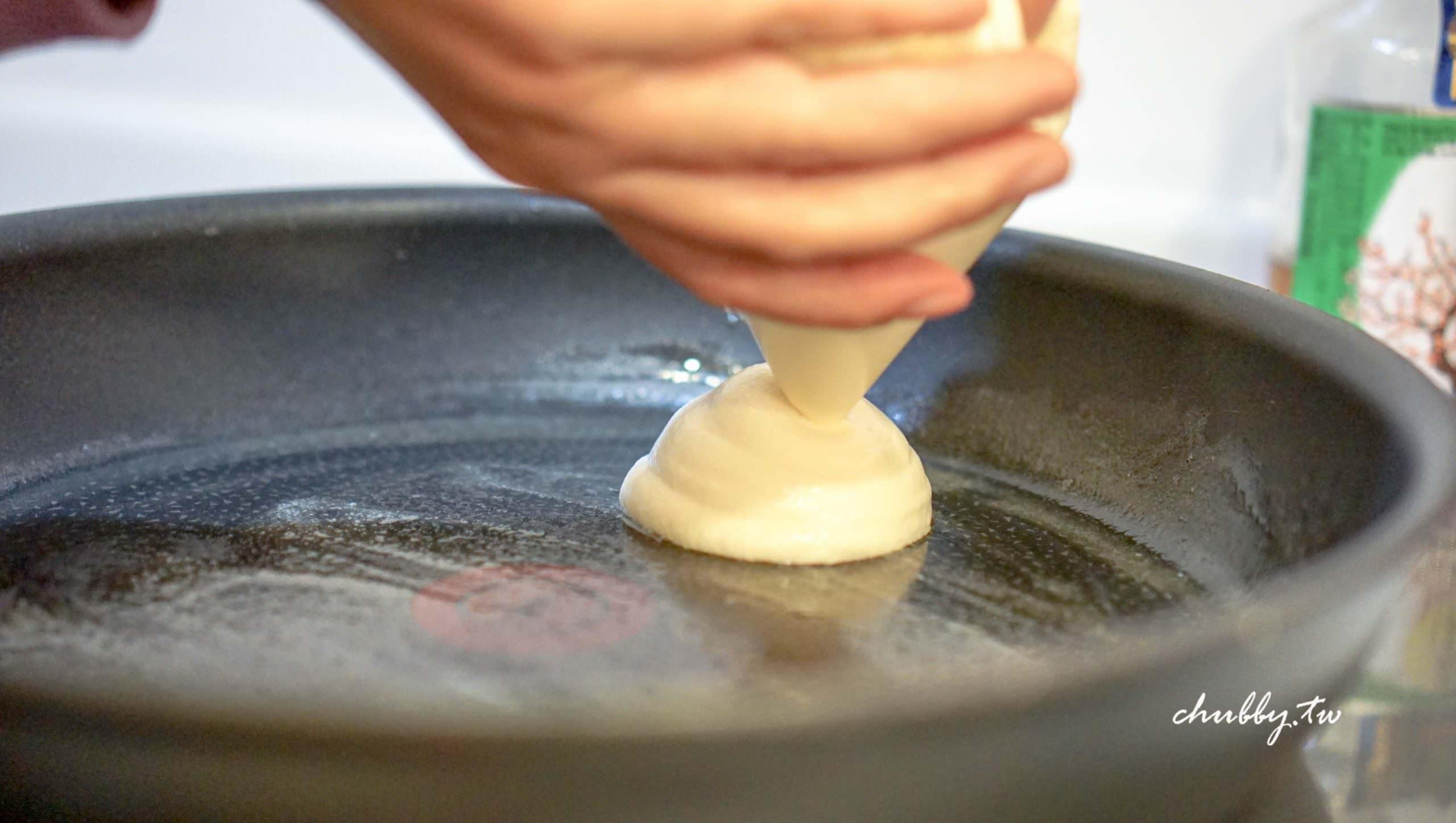 舒芙蕾鬆餅食譜做法│小胖盈的情緒藥膳:給親蜜愛人的一封信  龍眼蜜舒芙蕾鬆餅