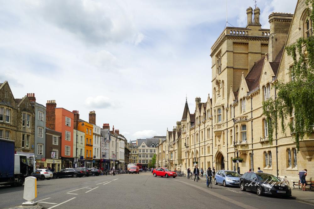 英國牛津一日遊:牛津交通方式、牛津景點、聖瑪利亞大教堂、哈利波特場景基督書院、牛津語言學校推薦