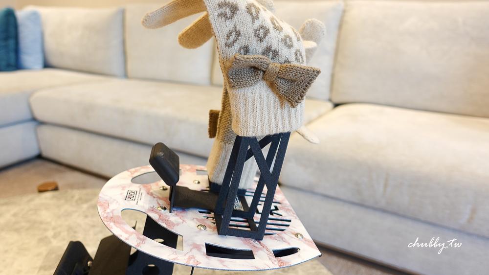 給安全帽一個優雅的家:浩克手工傢俬安全帽架,專屬女生的GIRLS POWER大理石紋款!