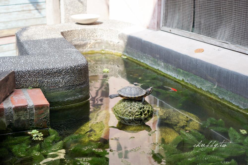 謝宅四H,謝宅Villa│浮在水上的老房子