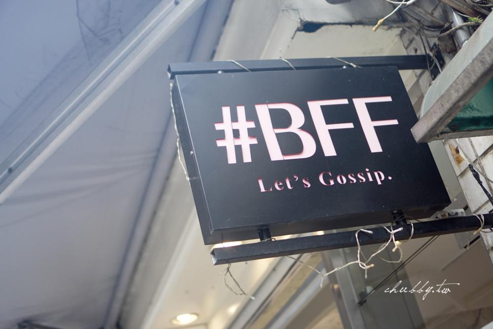 BFF GOSSIP BRUNCH公館早午餐推薦│超美星空牛排、閨蜜最愛、好吃又好拍的網美餐廳