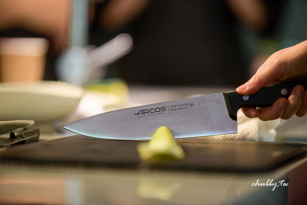 Arcos刀具阿科斯西班牙百年品牌,刀具界的愛馬仕終於來台灣了!好用刀具推薦:寰宇系列使用心得