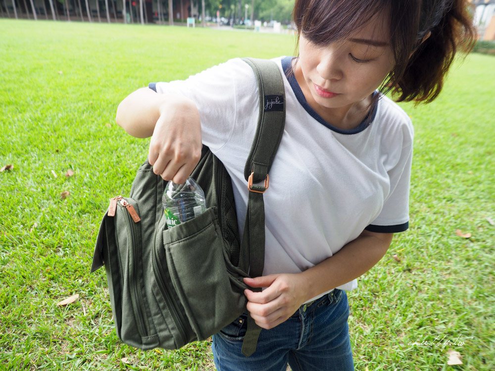 誰說媽媽包一定要很媽媽?美國爆紅、最時尚的後背包JuJube來了!