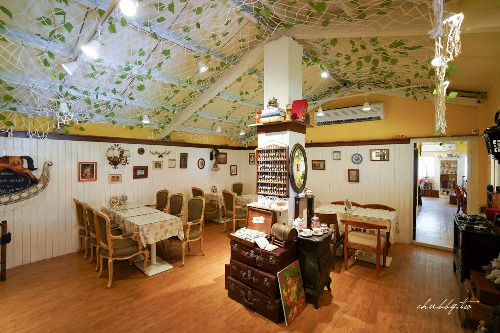 淡水紅毛城旁邊咖啡廳|淡水咖啡廳推薦、親子餐廳推薦,大草地可野餐的咖啡店