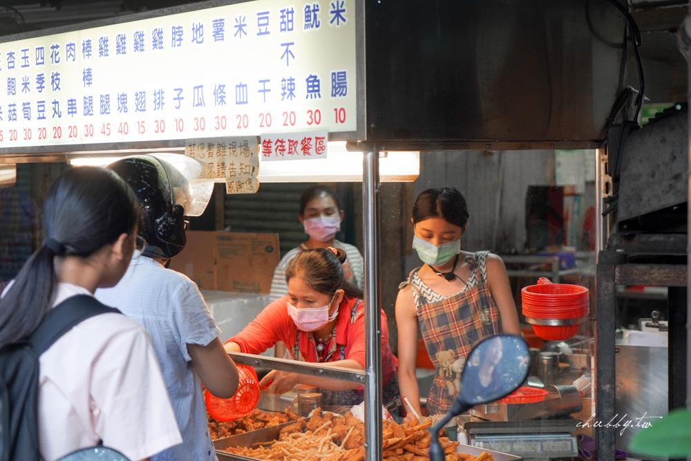 新莊無名正妹鹹酥雞:福壽街隱藏版芝麻無骨鹹酥雞,允指雞外皮多汁、裹特調粉漿去炸,起鍋時外觀呈現金黃色澤!