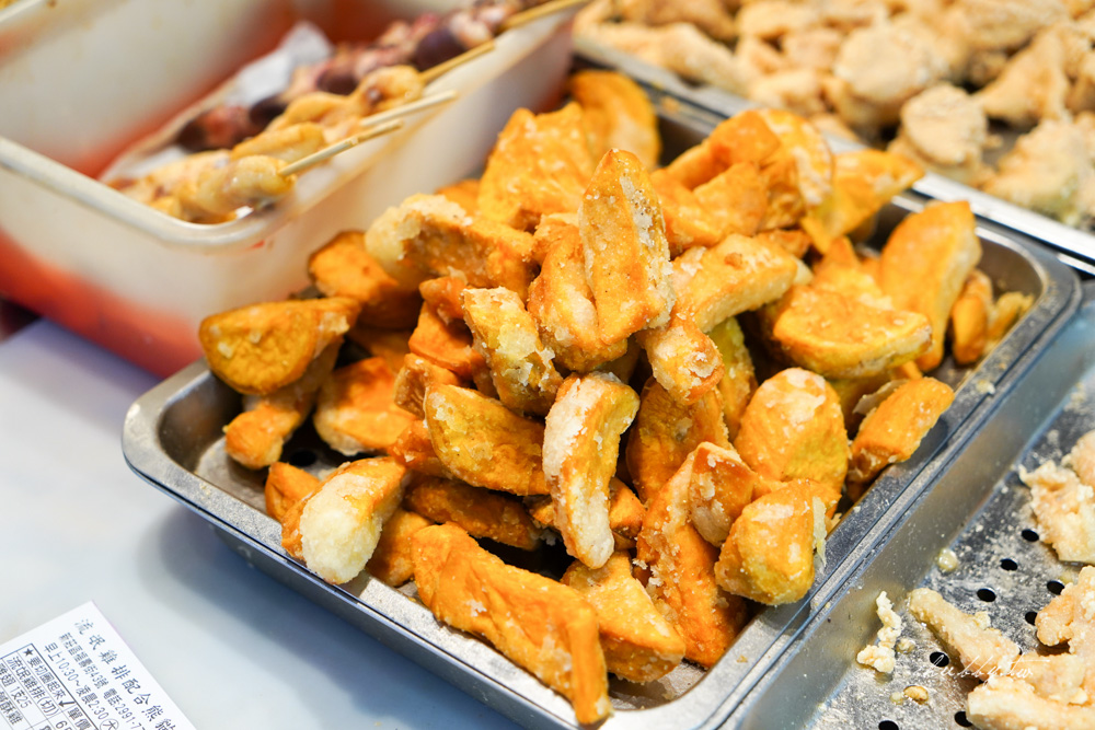 流氓雞排│新莊最好吃雞排店,福壽街最強消夜鹹酥雞