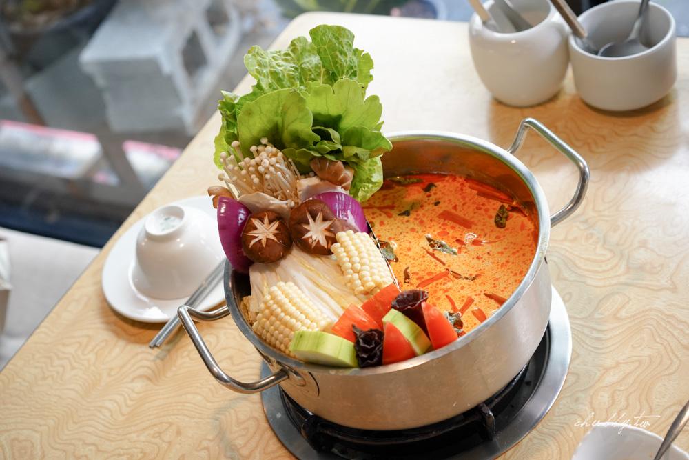忻殿堂南洋叻沙鍋物│讓我們回訪五次的神級美味的叻沙鍋!用叻沙熬煮的黃金海鮮雜炊