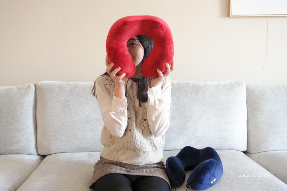 【發熱眼罩推薦】可夢科技無線熱敷眼罩‧頸枕,隨身攜帶的眼部頸部SPA神器
