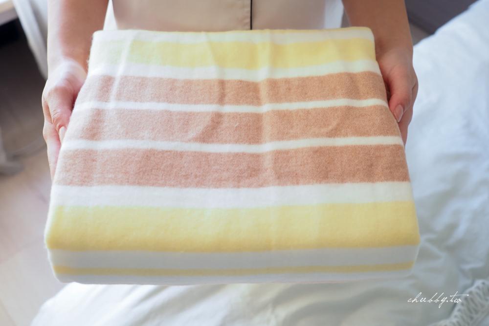 電熱毯推薦│可夢科技控制型電熱毯心得,可以調溫調時間、還可直接水洗的安全電熱毯