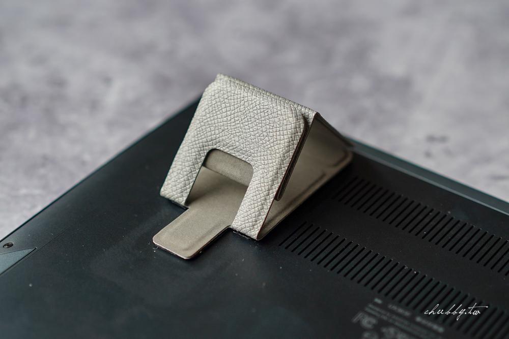 Bestmade人學院 NEO2皮革筆電架使用心得:兩段角度、輕盈美型皮革設計、讓你長時間優雅用筆電