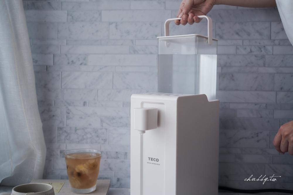 東元瞬熱式開飲機好用嗎?1.5秒瞬間加熱、六種溫度調控, 為你量身訂做的小家庭開飲機