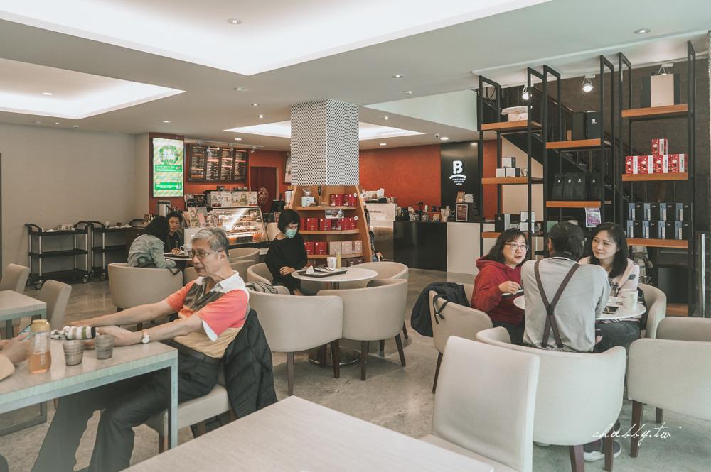 │台北下午茶│城市裡的伯朗咖啡館,388元成就你的美好下午茶時光!黑糖奶茶戚風QQ蛋糕、精品咖啡初體驗