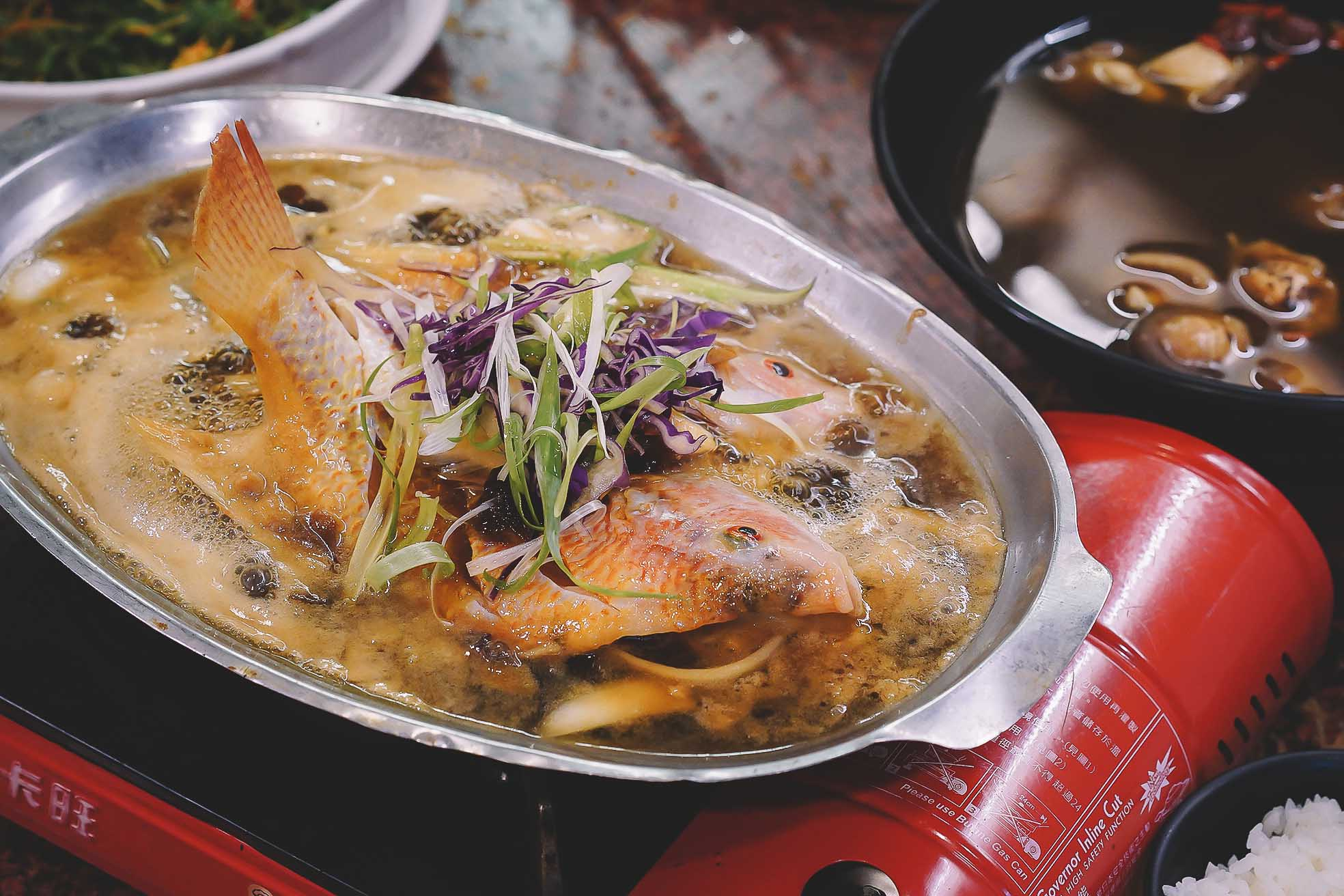 日月潭美食推薦│日月潭新山味邵族風味餐廳,原來原住民風味餐這麼好吃!近水社碼頭