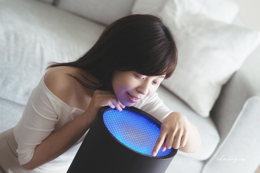 cado LEAF 320i空氣清淨機實測一個月心得:像幫家裡帶口罩一樣安心!超美型極簡風格,居家最美空氣清淨機
