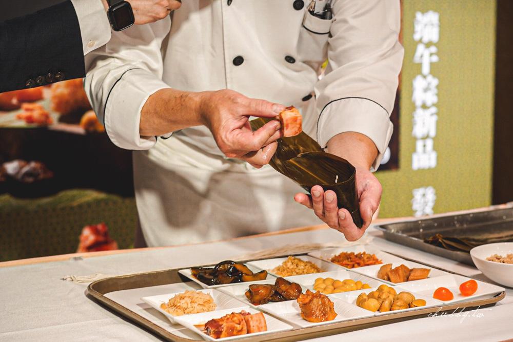 回憶的味道!我的2021端午送禮選擇:台北福華大飯店經典粽現,三大主題餐廳推出正宗潮州粽、北部粽、南部粽、冰心Q粽