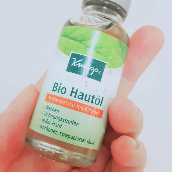 【保養】我的居家愛用按摩油4款大評比!!( Bio-oil / Kneipp / Sabon )