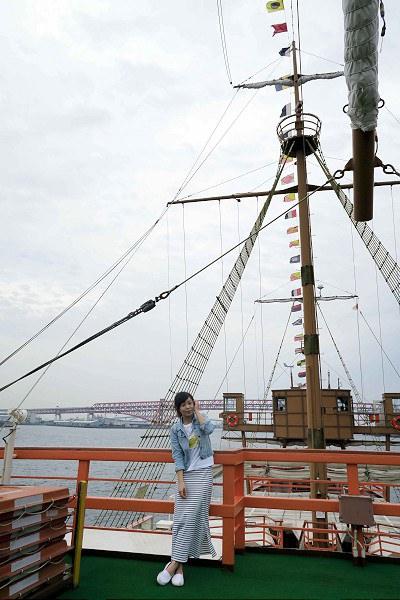 【Day2-日本關西自助行】豬排とんかつ 真、聖瑪麗亞號環遊大阪港 (中)