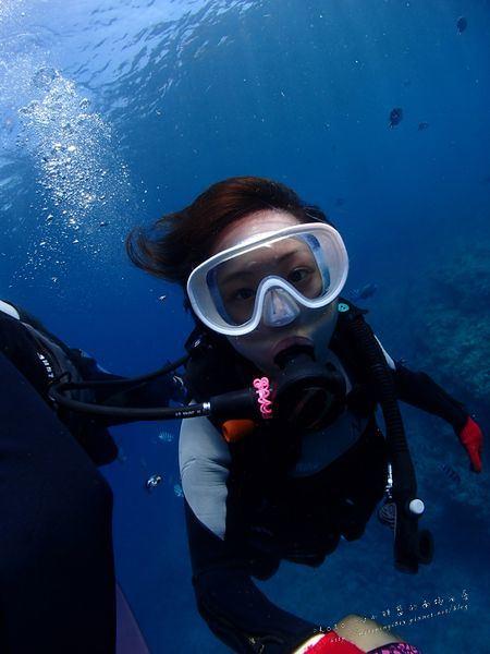 【2016沖繩自由行-Day3】世界唯二的潛水美景-藍洞潛水(青之洞窟) / 萬座毛 / 美國村咖哩飯HORIZON CURRY
